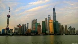 Resultado de imagem para rio huangpu em shanghai