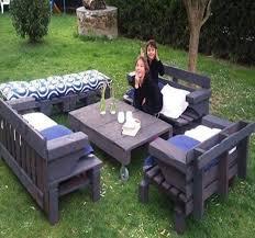 garden furniture made of pallets. pallet garden furniture made of pallets y