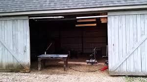 barn sliding garage doors. Automatic Sliding Barn Door Garage Doors N