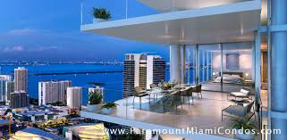 ... Paramount Miami Worldcenter Condos Terrace ...