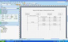 Message Sequence Chart Visio Sequence Uml Diagrams Example Understanding Creating Them Using Microsoft Visio