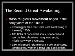 second great awakening essay his week th century ideas essay running head the second a brief summary of the second