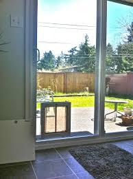 diy dog doors. Sliding Door Pet Doors And A Dog For Glass Diy N