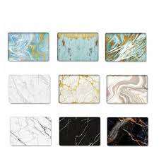 <b>Marble print hard</b> case cover for Apple Macbook Air pro 11 13 15 ...