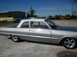 Chevrolet Biscayne 2 Door Sedan