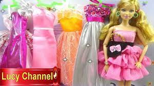 Đồ chơi Lucy Búp bê Barbie cho thuê áo đầm búp bê Toy story - YouTube