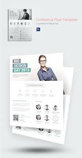 Flyer Templates Design Psd Free Download Business With