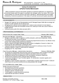 Assistant Manager Resume Sample Restaurant Manager Resume Template