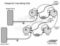 gibson les paul pickup wiring diagram wiring diagram 50 s wiring harness for gibson les paul 3 pickup long shaft pots