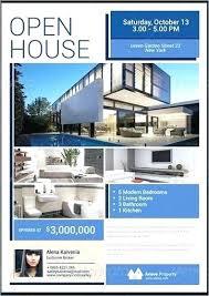 Real Estate Brochure Template Free Best Real Estate Flyer Template Atlasapp Co