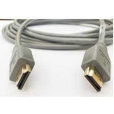 Dây cáp HDMI Romywell Thái Lan chuẩn 4K 1.5m màu xám -Hàng nhập khẩu
