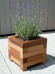 diy wooden planter box ideas 1 diy