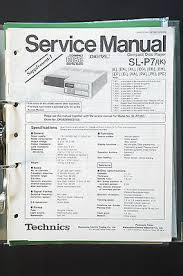 technics sl p cd player original service manual service manual technics sl p7 cd player original service manual service manual wiring diagram