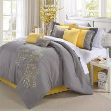 awesome lime green and grey bedding sets in gray comforter inspirations yellow and grey bedding sets ideas