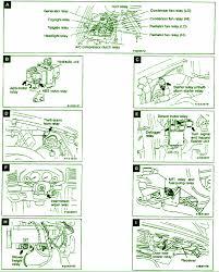 fuse mapcar wiring diagram page  1998 mitsubishi galante fuse box diagram