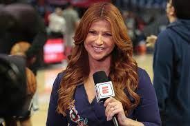 Rachel Nichols: ESPN cancels The Jump ...