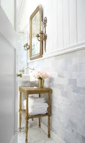 French Cottage Bathroom Design French Cottage Bathroom Renovation Reveal Country Small