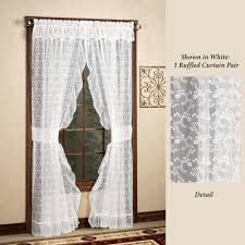 Priscilla Curtains Living Room Lace Curtains Touch Of Class