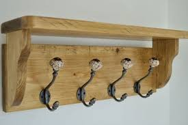 Rustic Hat Coat Rack