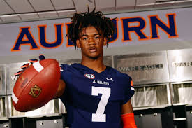 Boom! 4-Star Linebacker Cameron Riley Commits to AU! - College and ...