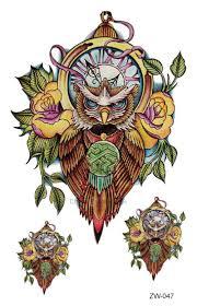 большие временные татуировки 1 Reviews водонепроницаемые временные татуировки