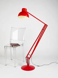 iconic lighting. Anglepoise Type75 Maxi Led Signal Red Iconic Lighting