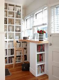creating home office. home officecreative office for small space with high chair creating