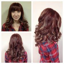 Copper Red With Peek A Boo