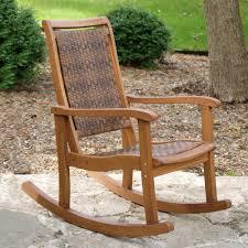 image of original outdoor rocking chair