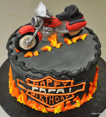 Harley Davidson Cake Decorations Sculpturesandcutoutscars