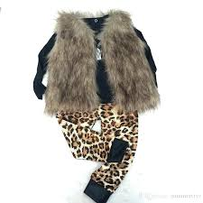toddler faux fur jacket baby girls vest jacket toddler faux fur waistcoats children v neck fleece toddler faux fur jacket girls