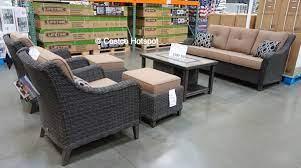 agio eldorado deep seating 6 piece set