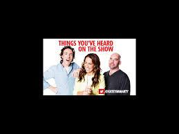Things you ve heard on Kate Tim Marty Nova FM