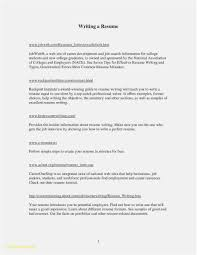 Download Simple Resume Format Best Cover Letters For Resume Examples