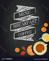 Breakfast Menu Template Menu Breakfast Menu Template 18
