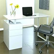 modern white computer desk white desk modern white desk with wood top modern desk with file