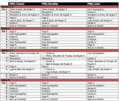 p90x workout calendar sheets1