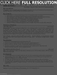 Retail Buyer Resume Resume Work Template