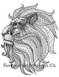 Small Picture Free Printable Tiger Coloring Pages For Adults Tigers are the