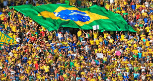 [ Brasil 3x1 Croácia ] Jogo Abertura da Copa