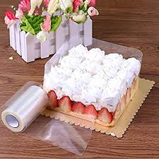 Buy Petsdelite® <b>10M Transparent Mousse Cake</b> Dessert ...