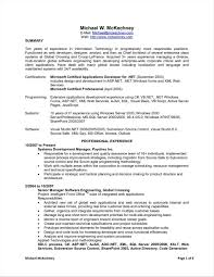 Year Study Experience Sample Resume For One Year Experienced