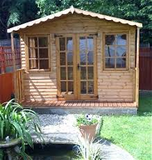 timber garden office. Garden Rooms Timber Office G