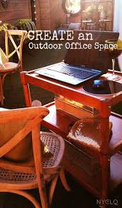 budget friendly home offices. give an old barcart a new use outdoor rental restyle budgetfriendly backyard spring spruceup by lynda quinterodavids aka nyclq at focal point styling budget friendly home offices l