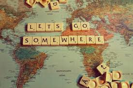 Travel The World Quotes Mesmerizing Let´s Go Somewhere Discovered By Sonja On We Heart It