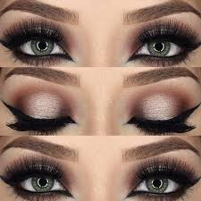 most attractive makeup ideas for dark green eyes see more