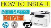 For information and print drivers for linux,. How To Download And Install Hp Laserjet Pro Mfp M227fdw Driver Windows 10 8 1 8 7 Vista Xp Youtube