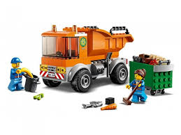 <b>Конструктор Lego</b> City <b>60220</b> Great Vehicles <b>Мусоровоз</b> ...