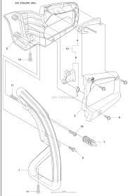 Remarkable husqvarna 55 chainsaw parts diagram images best image
