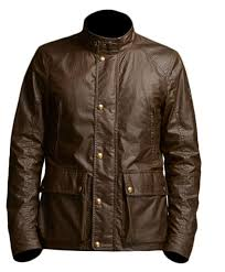 tourmaster brown jacket faded